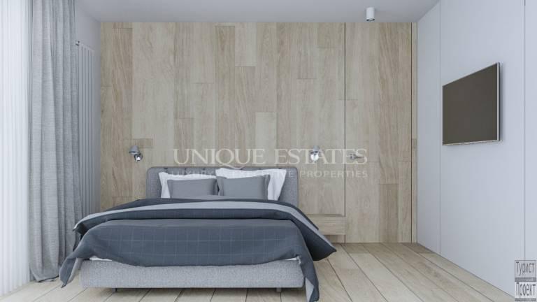 Двустаен апартамент с прекрасни гледки към планина Витоша