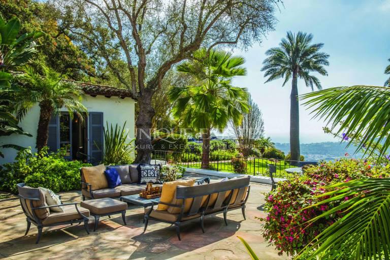 Луксозно имение в Санта Барбара