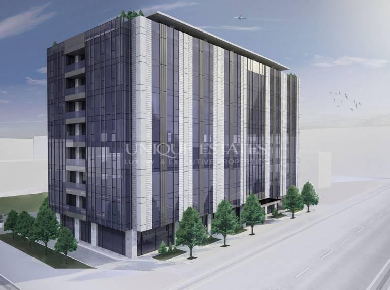 Офис под наем в чисто нова луксозна сграда с отлична локация