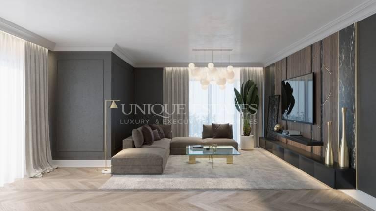 Просторен четиристаен апартамент в луксозна новострояща се сграда