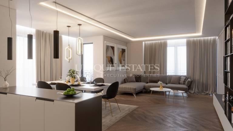 Просторен тристаен апартамент в луксозна новострояща се сграда