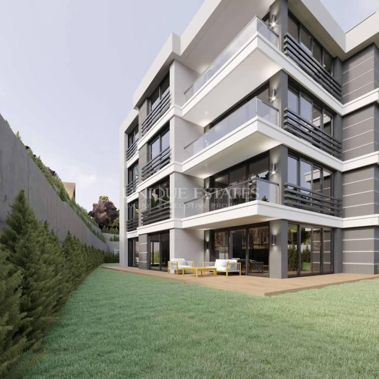 Апартамент с две спални в нова модерна сграда в кв. Бояна