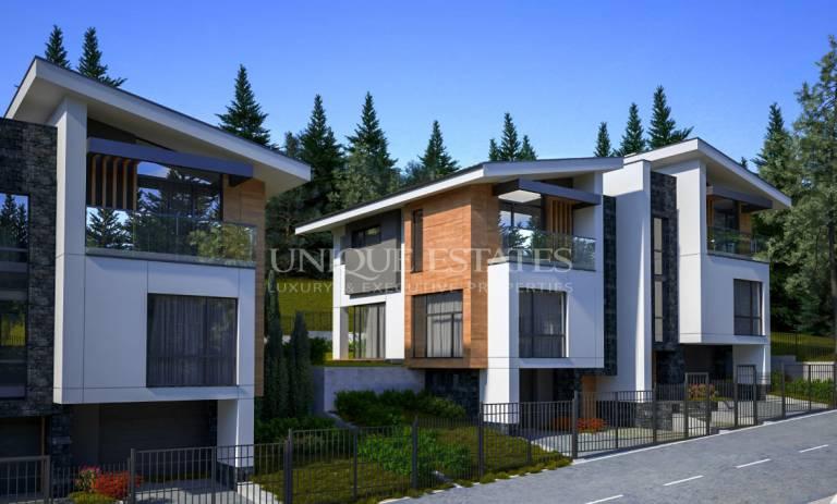 Новострояща се къща в Драгалевци за продажба