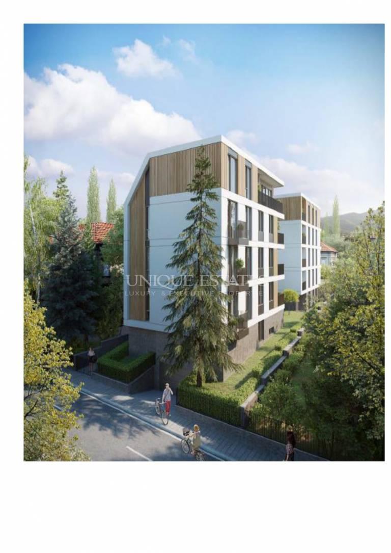 Бутиков тристаен апартамент-A1 за продажба в кв.Лозенец