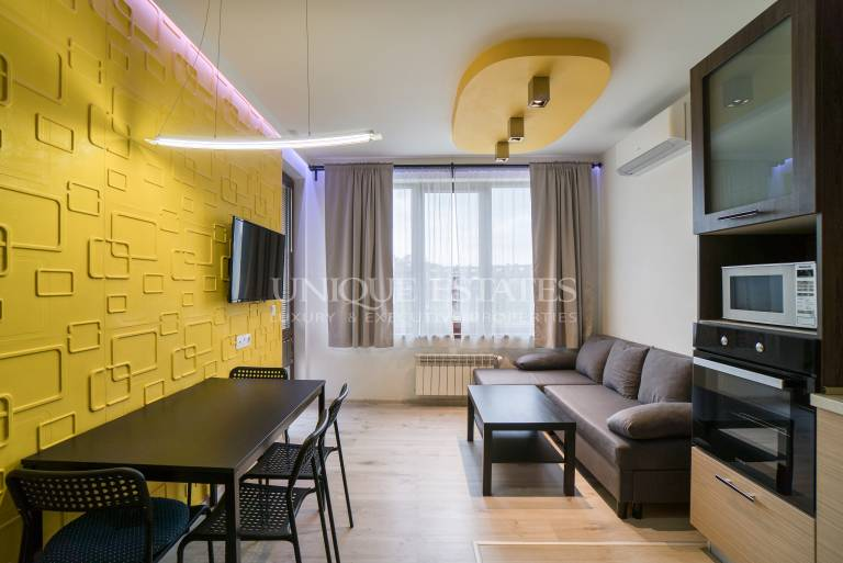 Nice apartment with two bedrooms for rent in Vitosha district