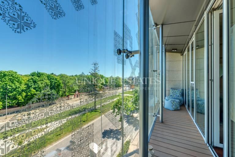 Ексклузивен апартамент в емблематична нова сграда в Лозенец