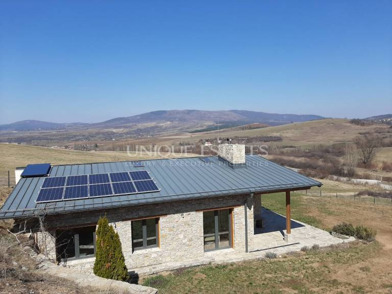 Eco-house nearby Sofia for sale