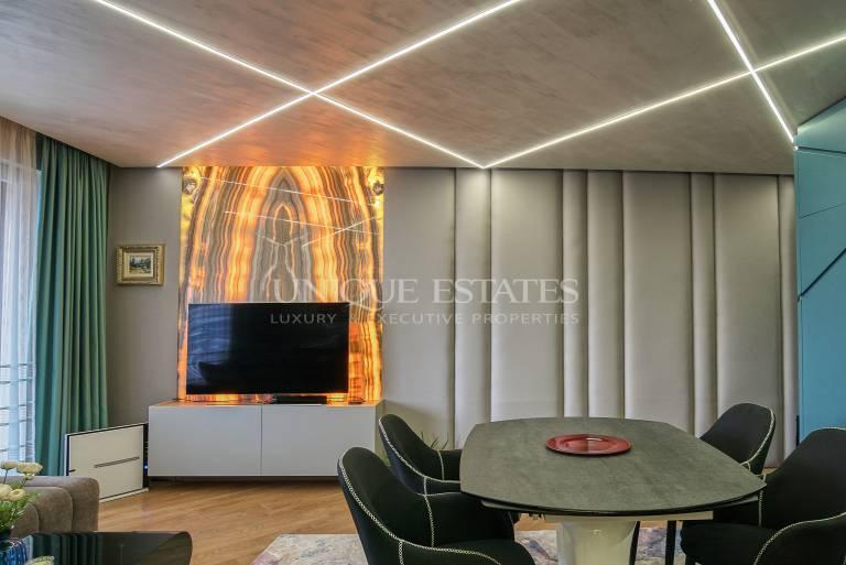Дизайнерски тристаен апартамент в Манастирски ливади
