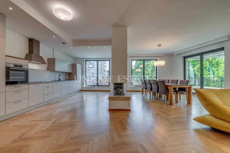 Красив апартамент под наем с 3 спални на бул. Витоша до Южен парк
