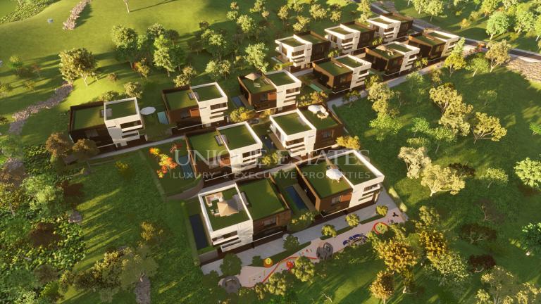 Нова премиум къща в модерен затворен комплекс