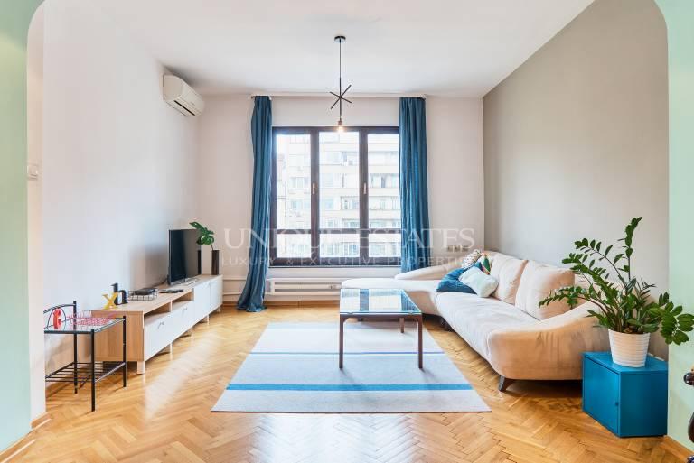 Прекрасен апартамент в центъра на града