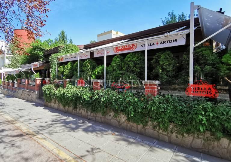 Excellent restaurant with terrace on Gotse Delchev Blvd.