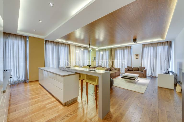 Luxury 3-bedroom apartment for rent close to Boyana