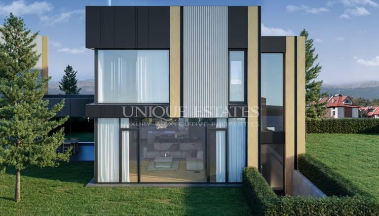 Модерна и луксозна нова къща в местност Панчарево