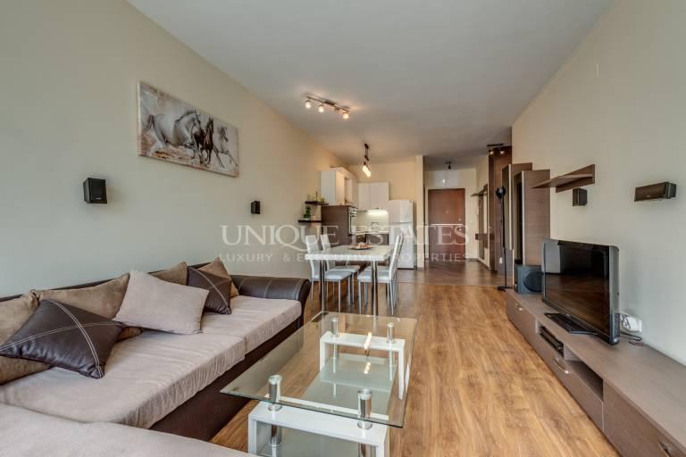 Nice one-bedroom apartment in Este complex in iztok