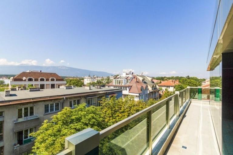 Wonderful panoramic penthouse for sale - Oborishte area