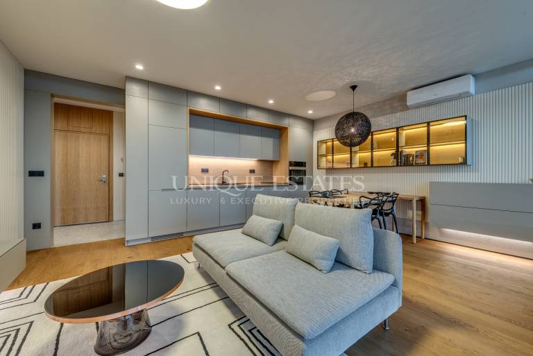 Bulgaria Blvd, panoramic apartment for sale