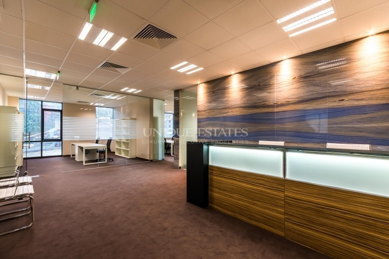 Excellent office in business center for rent
