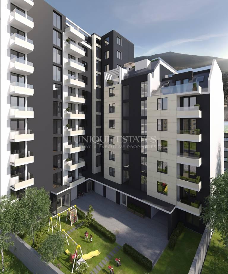 Южен, нов апартамент с уникална гледка към  планина Витоша