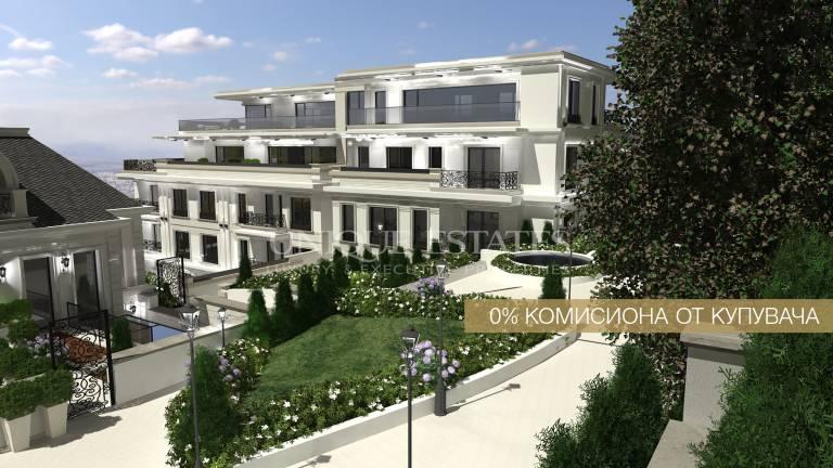Отличен апартамент за продажба в нов, затворен комплекс