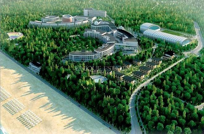 140 099 кв.м. УПИ-та до проекта на Московското правителство за продажба в курортна местност Камчия