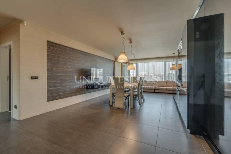 Тристаен апартамент за продажба в кв. Манастирски ливади - запад