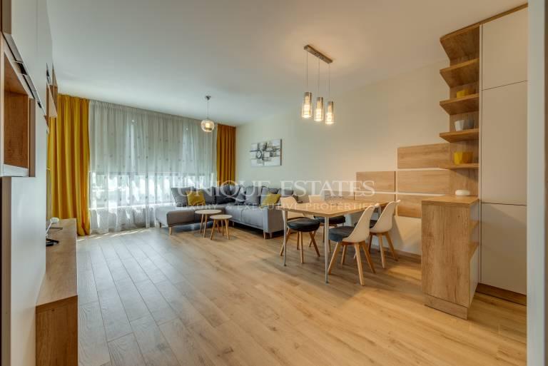 Нов апартамент под наем с красива гледка