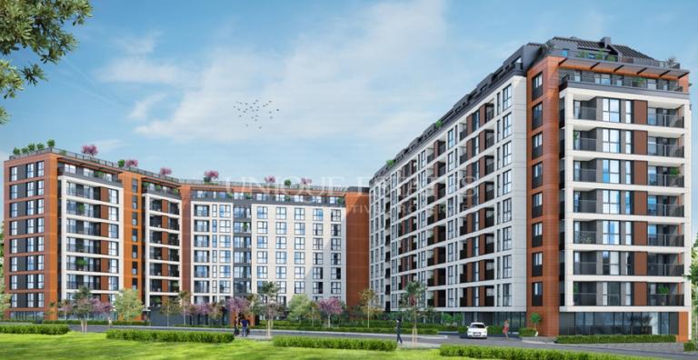 Четиристаен апартамент с гледки в новострояща се сграда