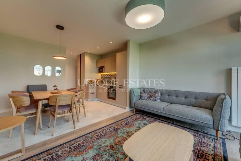 Brand new apartment with amazing views of Vitosha