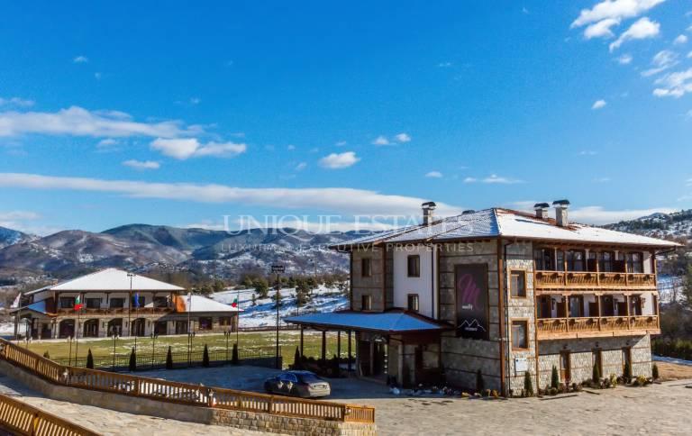 Fabulous mountain complex in the heart of Pirin Mountain