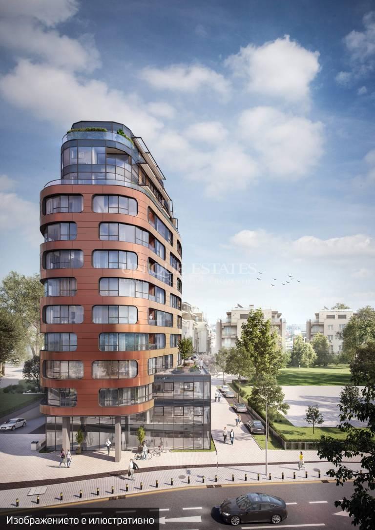"""Функционален тристаен апартамент в близост до мол """"Парадайс"""""""