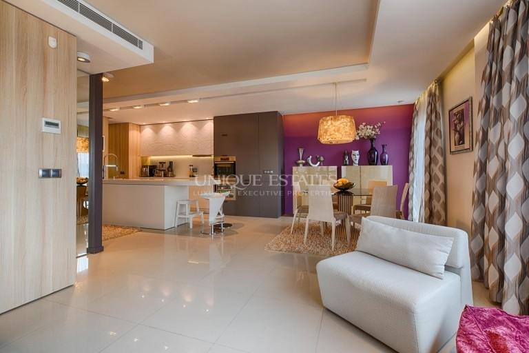 Уникален апартамент за продажба в Лозенец