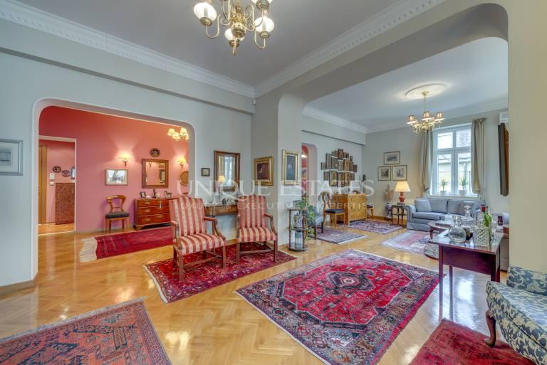 Aristocratic Apartament for Sale at the Center of Sofia