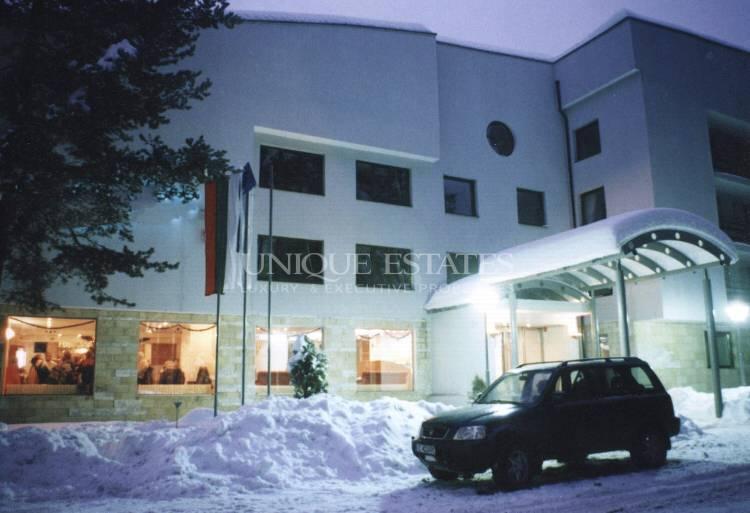 Отличен хотелски комплекс в Боровец със собствен парцел от 6 дка