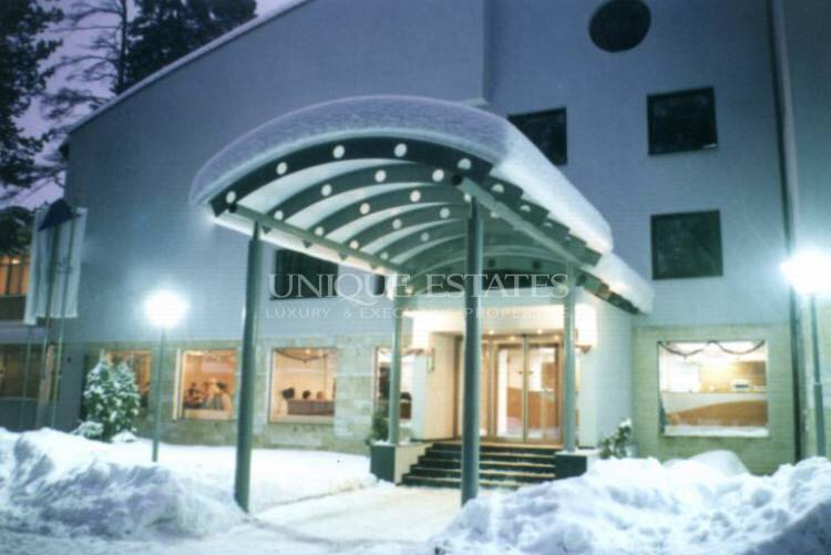 Excellent hotel complex in Borovets