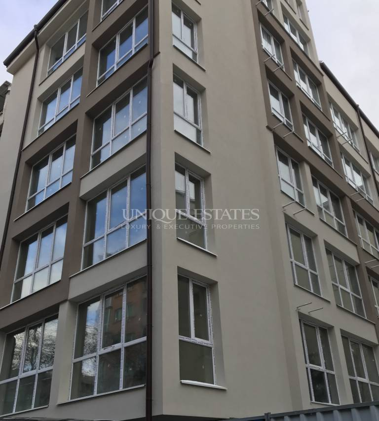 Three bedroom apartment in a new building in Borovo district