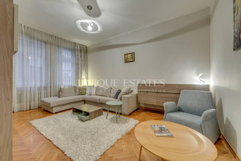 """Ул.""""Врабча"""", просторен четиристаен апартамент под наем"""