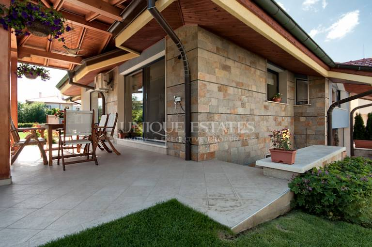 Bankya, luxury furnished house in a gated community for sale
