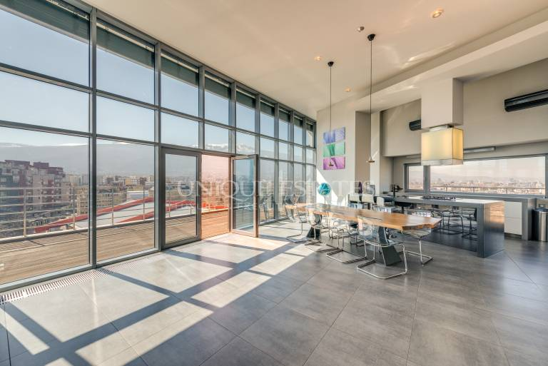 Spectacular Two Level Penthouse for Rent