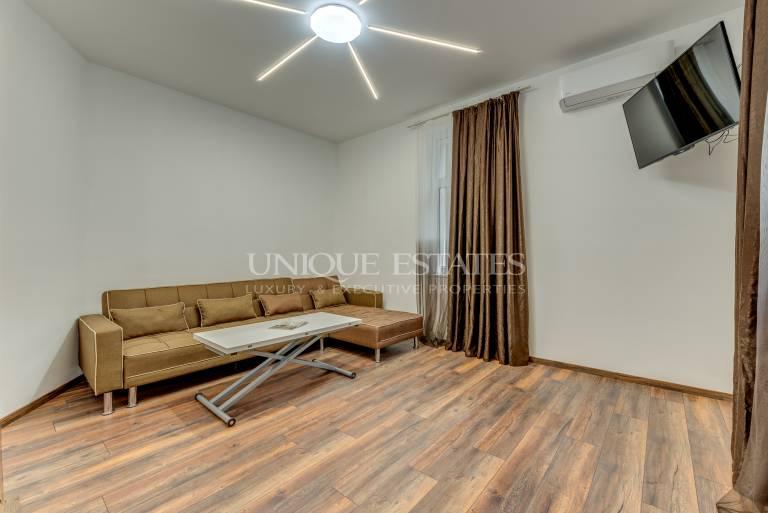 Топ център - нов апартамент под наем
