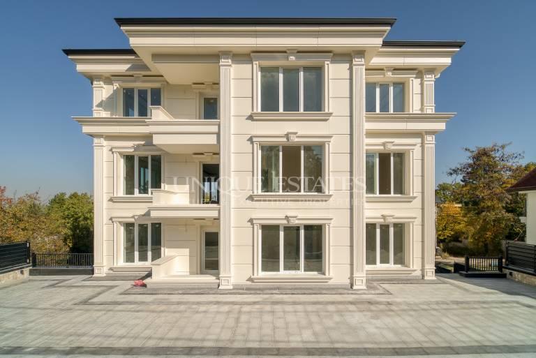 Нова сграда, подходяща за малък бутиков хотел в кв.Симеоново
