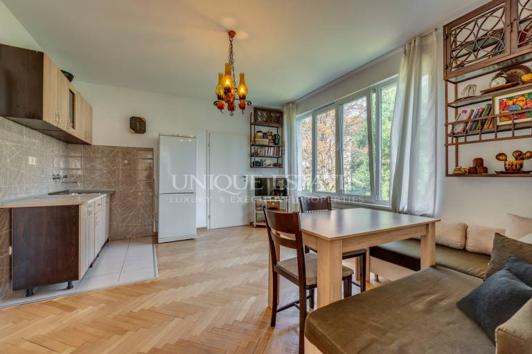 Two-bedroom apartment for rent in Ivan Vazov district