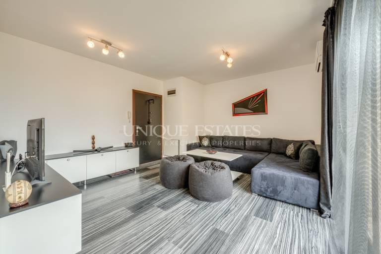 Elegant one-bedroom apartment