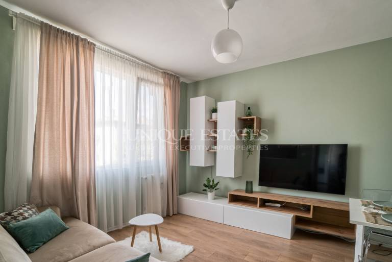 Stylish and cozy one bedroom apartment in Iztok for rent