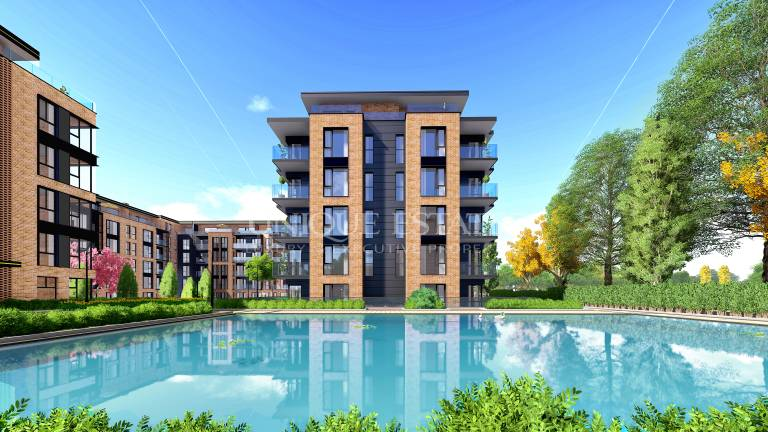 Прекрасен тристаен апартамент в затворен комплекс