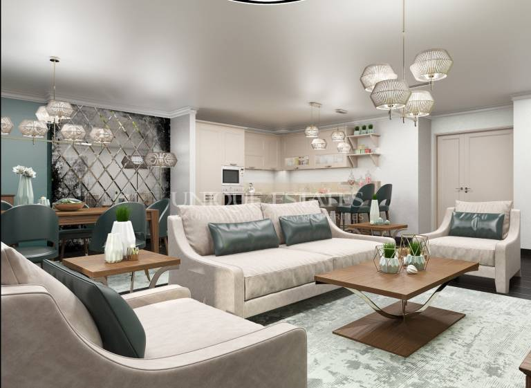 Lovely two bedroom apartment in Doctorska gradina for sale