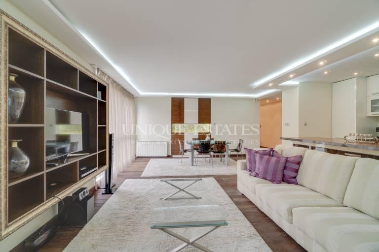 Wonderful 3-bedroom apartment for rent in Boyana