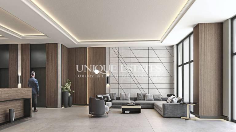 Прекрасен двустаен апартамент  в луксозна сграда