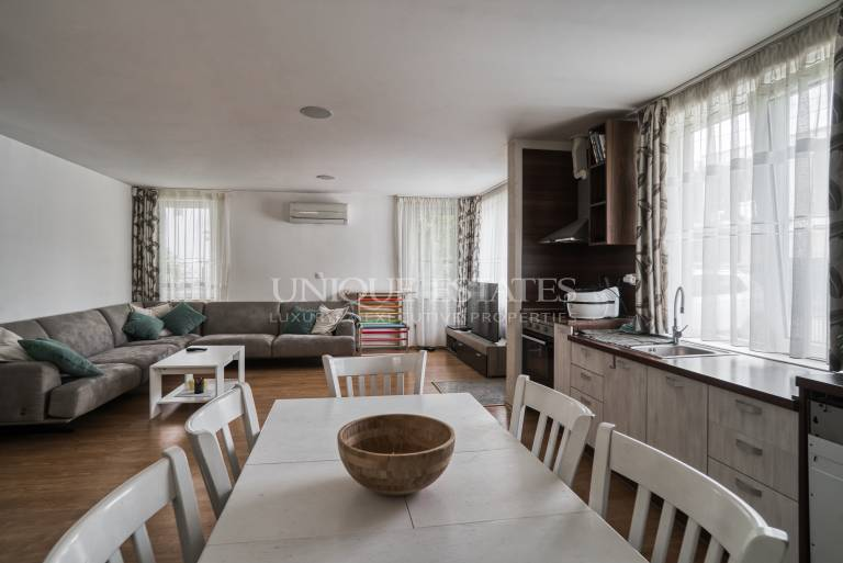Excellent new house with a beautiful yard in Bankya for sale