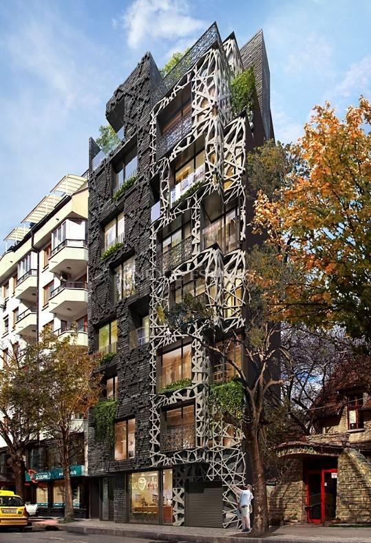 Tристаен апартамент в бутикова сграда до Южен парк